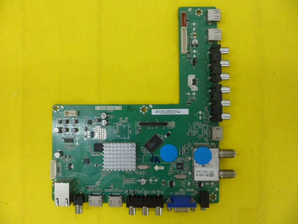 PLACA PRINCIPAL SINAL MAIN PH32N62DG LED T-ISDB1326.72 TV PHILCO SEMI-NOVA