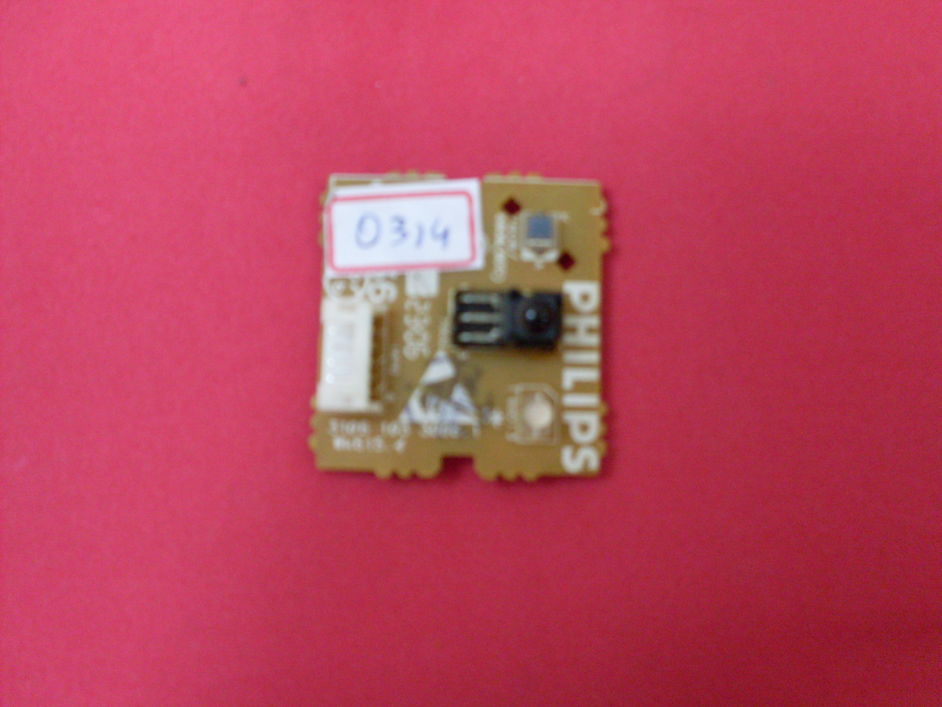 PLACA SENSOR DO REMOTO 3106 103 3006 PLASMA PHILIPS 42PF7321