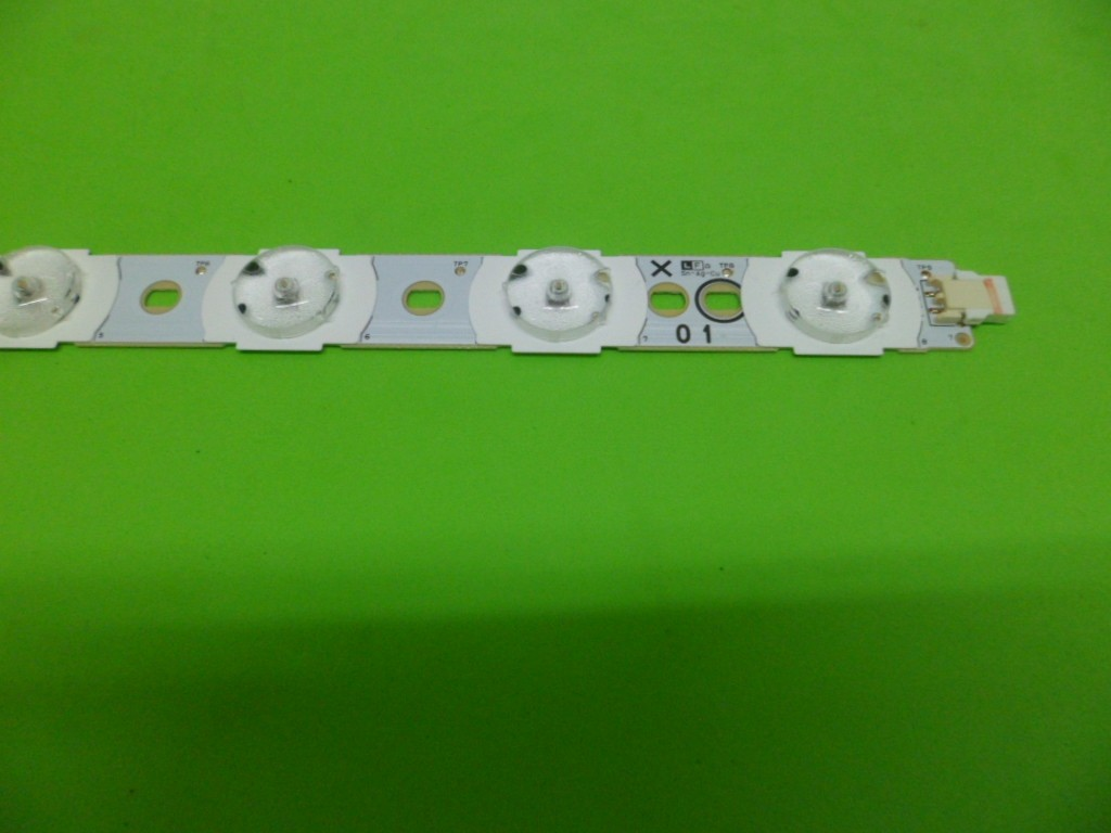 "BARRA DE LED PHILIPS 46PFL6615D ""KIT COM A BARRA A665 A666 A668"" ''ATENÇÃO X01'' SEMI-NOVA"