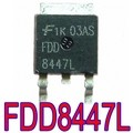 FET SMD FDD8447L INVERTER LCD PHILIPS LG E OUTRAS