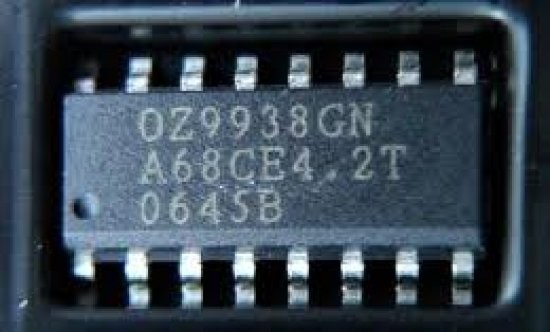 OZ9938GN LCD CI SMD