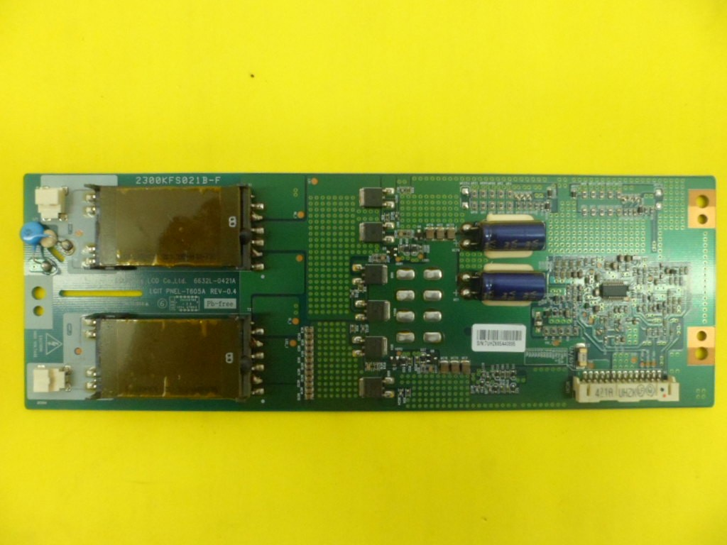 PLACA INVERTER PHILIPS 32PFL5332 6632L-0421A 2300KFS021B-F