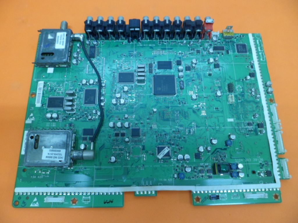 PLACA PRINCIPAL PHILIPS 42PF9630  3104 303 39136  3104 313 60156 SEMI-NOVA