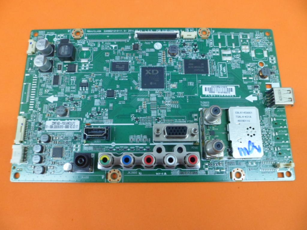 PLACA PRINCIPAL LG 22MT45D-PS EAX66212101(1.0) SEMI-NOVA