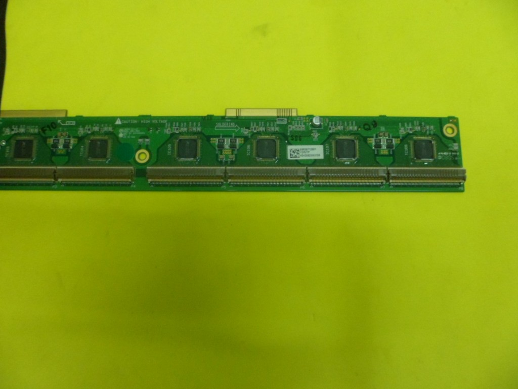 PLACA Y-BUFFER TV LG 42PG60D EAX41602501 EBR39712601 SEMI-NOVA